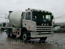 JAC HFC5255GJBL1 concrete mixer truck