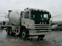 JAC HFC5252GJBL1T concrete mixer truck