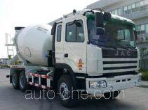 JAC HFC5252GJBLT concrete mixer truck