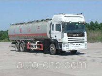 JAC HFC5255GHYKR1 chemical liquid tank truck