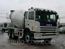JAC HFC5255GJBLK3 concrete mixer truck