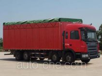 JAC HFC5314XXBKR1LET soft top box van truck