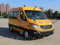 JAC HFC6501KMDXCAF школьный автобус для дошкольных учреждений