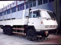 JAC HFF1240G12 cargo truck