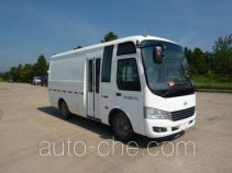 Ankai HFF5040XXY5 box van truck