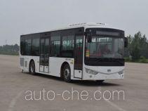 安凯牌HFF6100G03CHEV1型插电式混合动力城市客车