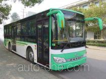 安凯牌HFF6100G39DE5型城市客车