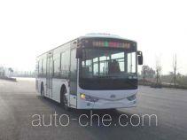 安凯牌HFF6101G03CHEV1型插电式混合动力城市客车