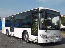 安凯牌HFF6103G03PHEV型混合动力城市客车