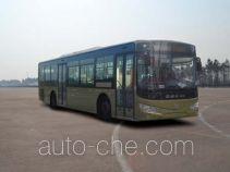 安凯牌HFF6110G64DE5型城市客车