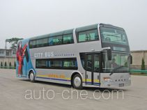 Ankai HFF6110GS01D double decker city bus