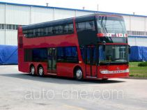 Ankai HFF6120GS01C double decker city bus
