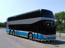 Ankai HFF6123GS03EV electric double decker city bus