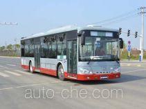 安凯牌HFF6125G03SHEV型混合动力城市客车