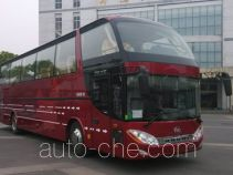 Ankai HFF6126K40D2 luxury coach bus