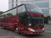 安凯牌HFF6126K40D1型豪华客车