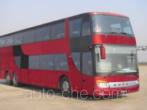 Ankai HFF6140S07D-1 luxury double-decker bus