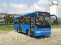 安凯牌HFF6810GDE5B型城市客车