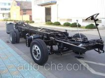 Ankai HFF6799DDE5 bus chassis