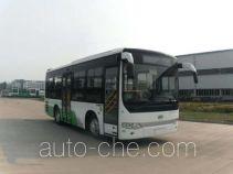 安凯牌HFF6850GDE5B型城市客车