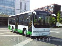 安凯牌HFF6900GDE5B型城市客车