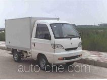 Hafei Songhuajiang HFJ5012XBWA insulated box van truck
