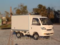 Hafei Songhuajiang HFJ5012XBWE insulated box van truck