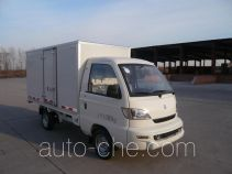 Hafei Songhuajiang HFJ5020XXYC4 box van truck