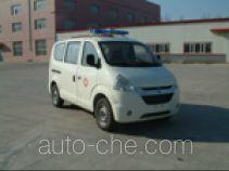 松花江牌HFJ5023XJHAE型救护车