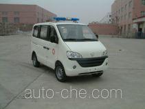Hafei Songhuajiang HFJ5024XJHE автомобиль скорой медицинской помощи