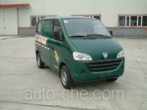Hafei Songhuajiang HFJ5024XYZBE4 postal vehicle