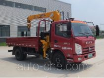 Feigong HFL5040JSQ truck mounted loader crane