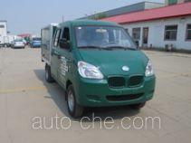 Electric crew cab postal van