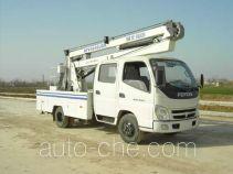 Foton Auman HFV5040JGK aerial work platform truck