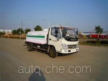 Foton Auman HFV5060GZXBJ илососная машина для биогазовых установок