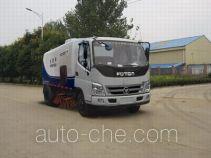 Foton Auman HFV5060TSLBJ4 street sweeper truck