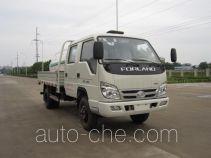 Foton Auman HFV5070GXWBJ sewage suction truck