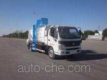 欧曼牌HFV5081TCABJ4型餐厨垃圾车