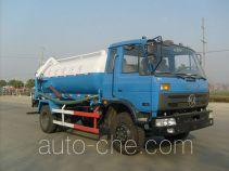 Foton Auman HFV5111GXWEQ sewage suction truck