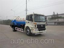 Foton Auman HFV5160GXWBJ4 sewage suction truck