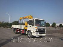Foton Auman HFV5161JSQBJ4 truck mounted loader crane