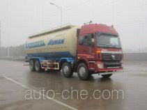 Foton Auman HFV5310GFLBJ4 low-density bulk powder transport tank truck
