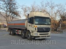 Foton Auman HFV5312GYYBJ4 oil tank truck