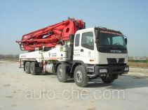 Foton Auman HFV5390THB concrete pump truck