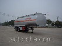 Foton Auman HFV9350GYY oil tank trailer