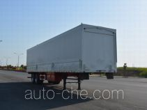 Foton Auman HFV9350XYK полуприцеп фургон с подъемными бортами (фургон-бабочка)