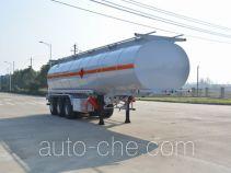 Foton Auman HFV9400GLY liquid asphalt transport tank trailer