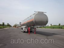 Foton Auman HFV9400GYYA aluminium oil tank trailer