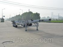 Foton Auman HFV9401TJZ container transport trailer