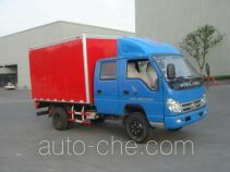 富园牌HFY5040XWT型舞台车